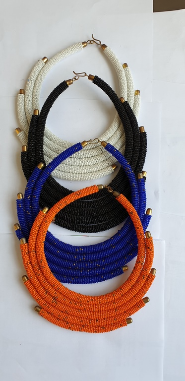 Beaded Necklace Kenya